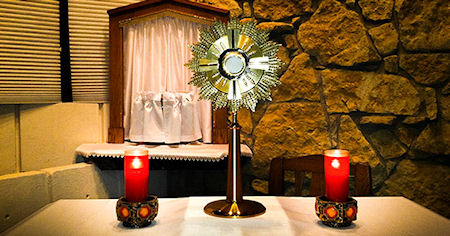 Adoration is Important Tool in Prayer Toolbox